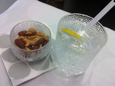 Nuts and G&T
